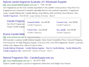 What Are Google Ads Price Extensions? | AIA