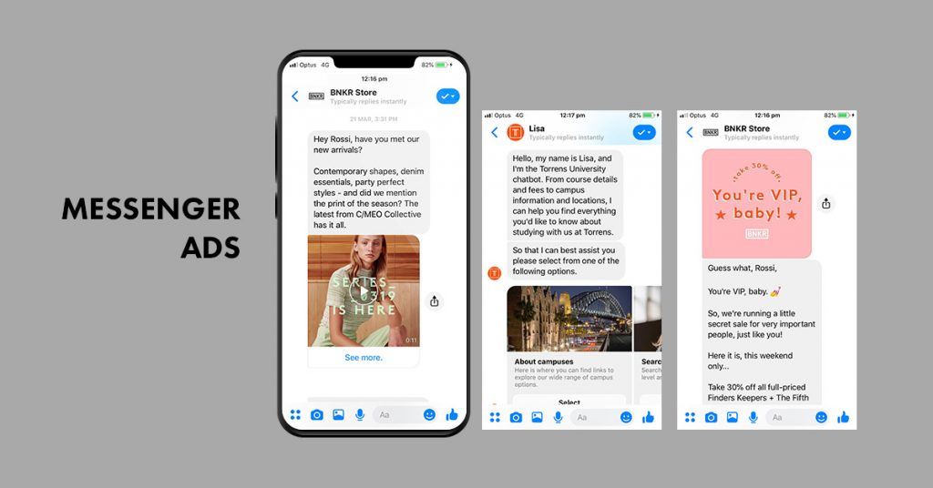 Should Your Business Advertise In Facebook Messenger   AIA
