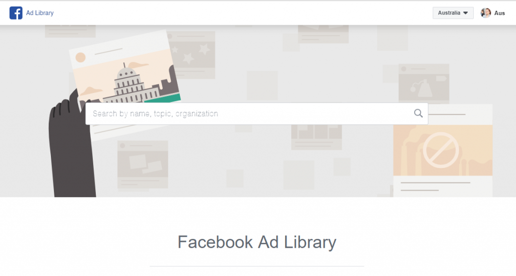 How to Use Facebook Ad Library to Spy on Your Competition | AIA Blog