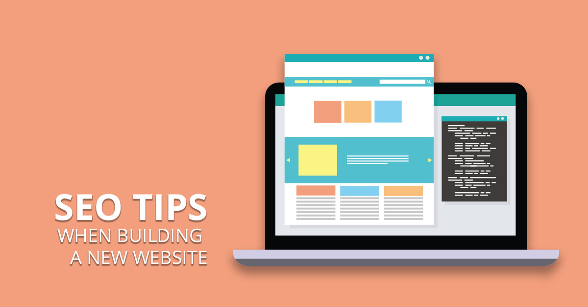 SEO Tips When Building a New Website | AIA