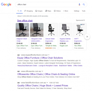Google Ads Placements