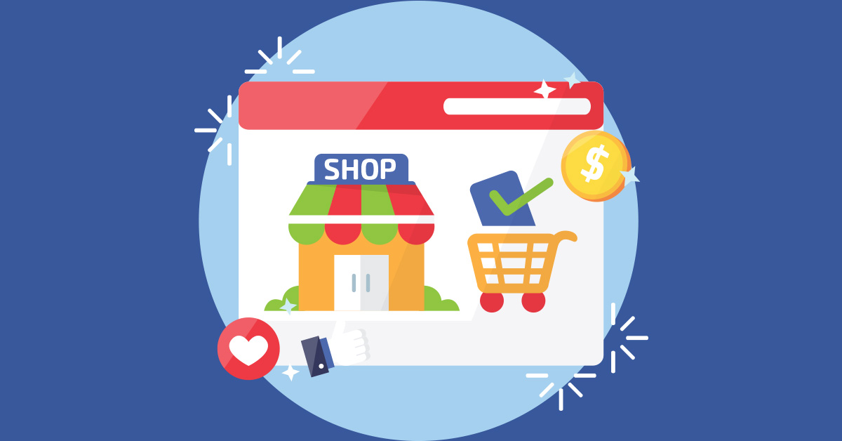How to Set up a Shop on Your Facebook Page | AIA