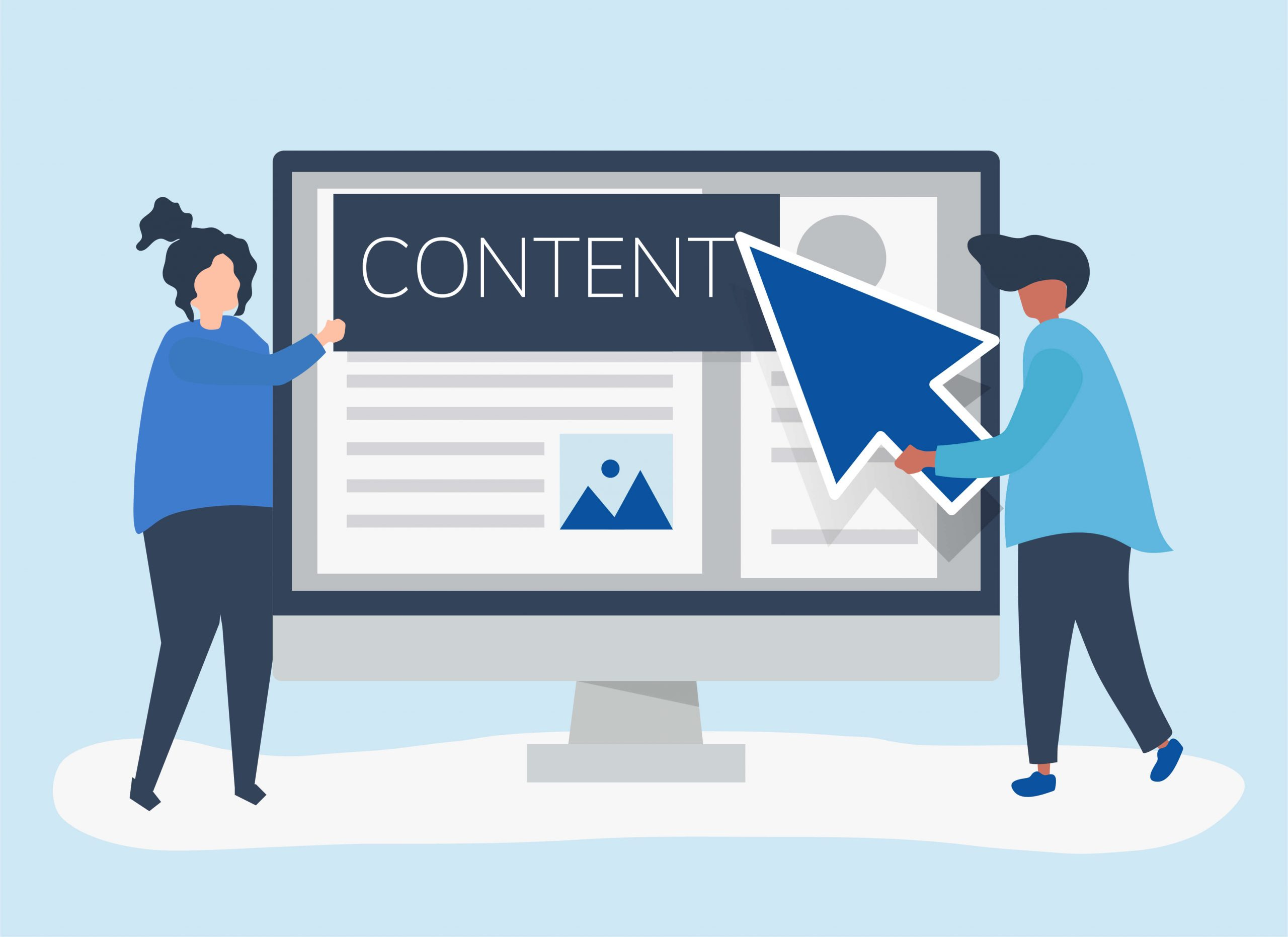 Does Little Content On Pages Affect SEO? | AIA