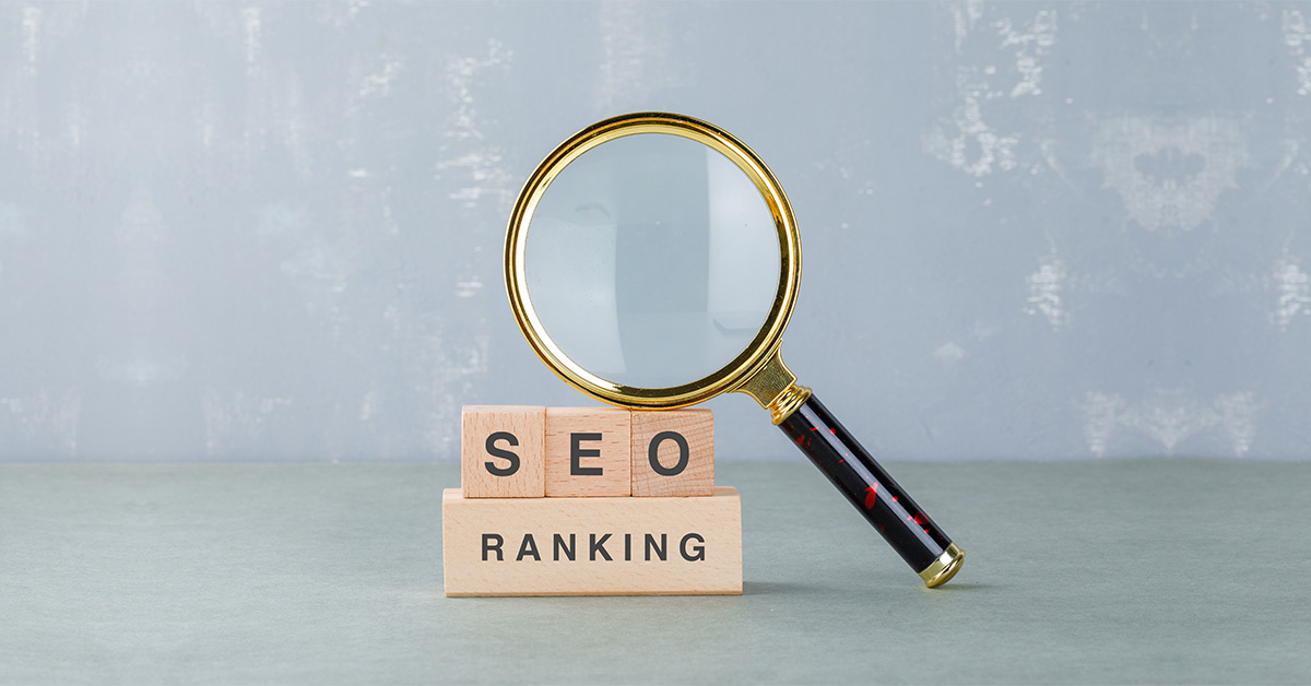 How to Improve an SEO Ranking in One Day | AIA
