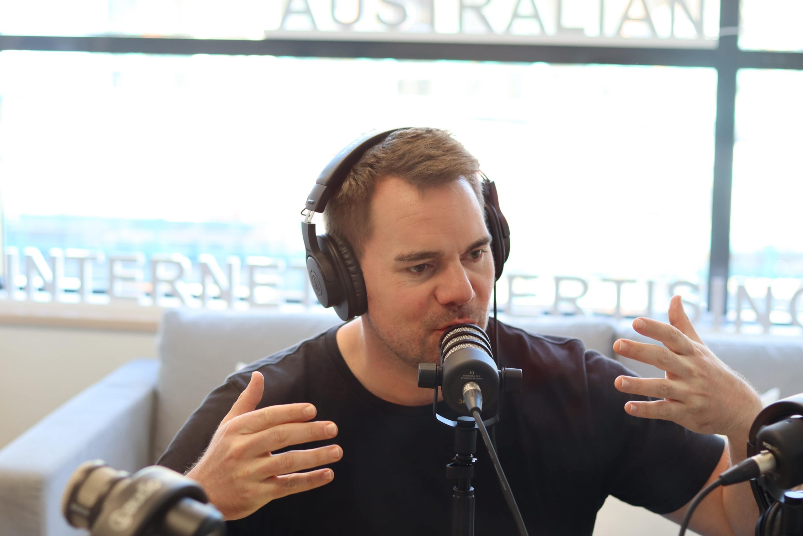 Episode 3 With Rossi Alexander and Joe Phillimore | AIA