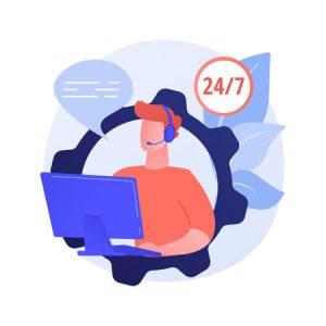 Customer Service in E-commerce websites